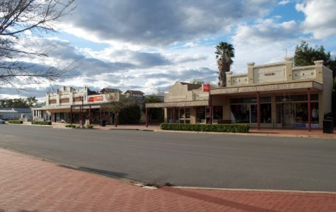 Is the Australian country town dying?