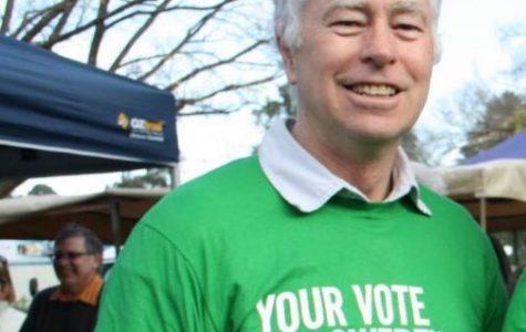 Greens: Daniel Caffrey