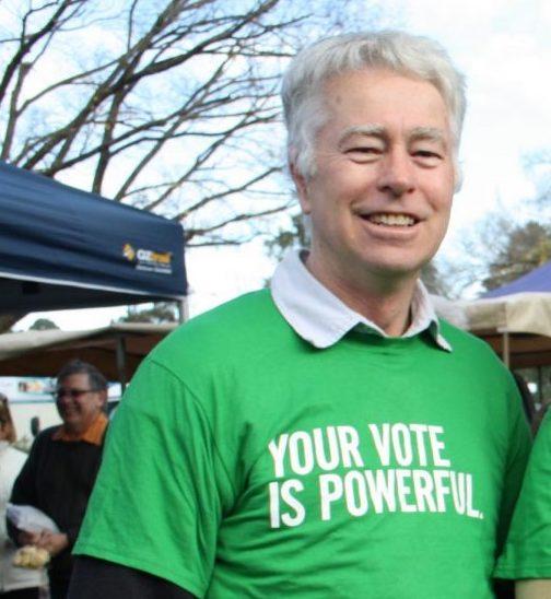 Morwell – Greens: Daniel Caffrey