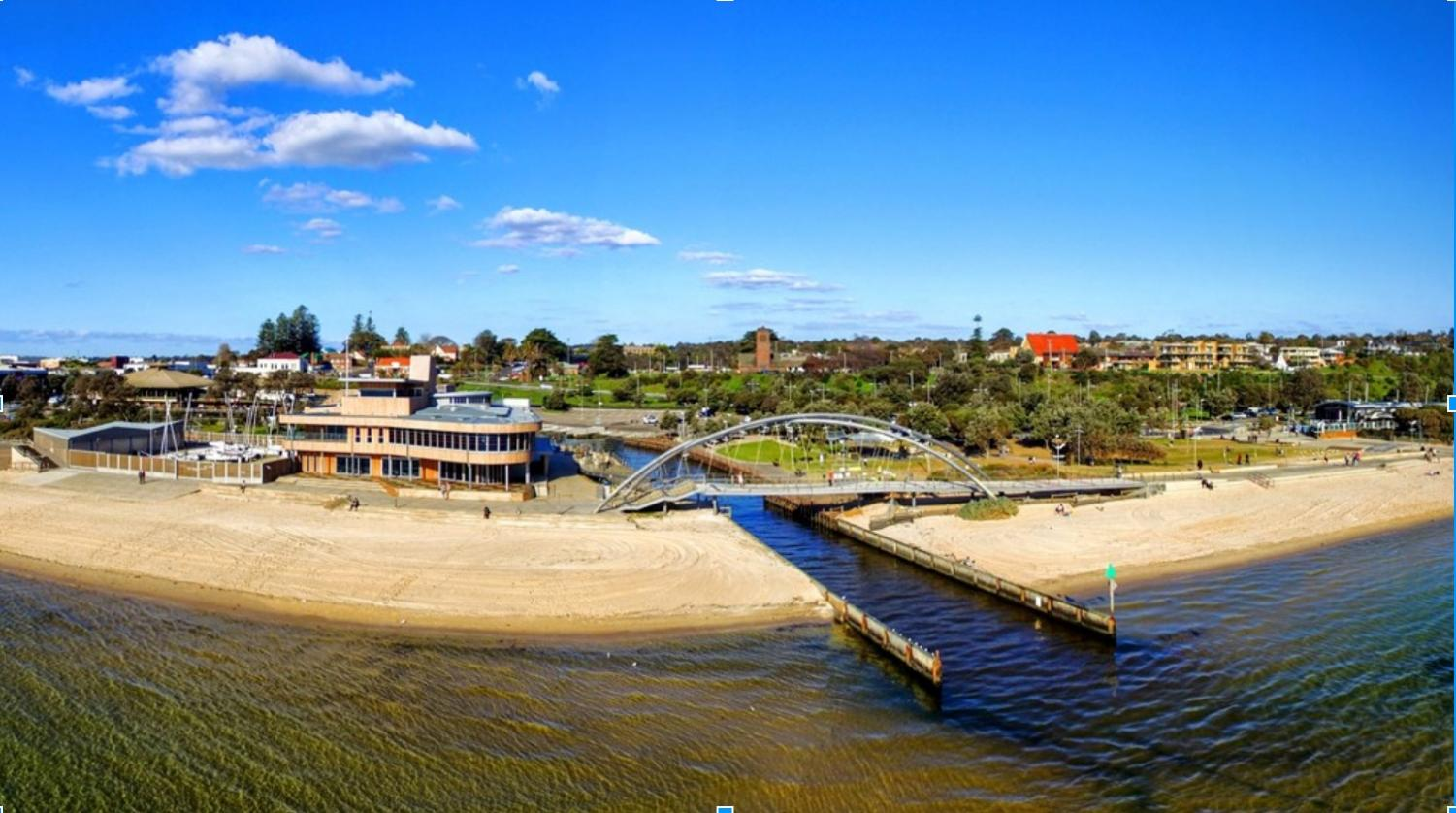 Frankston is a traditionally industrial city with plenty of leisure by the sea