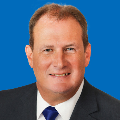 The sitting MP: Russell Northe