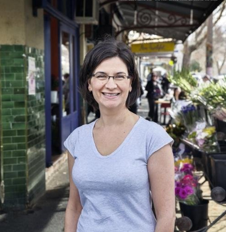 Jennifer Kanis  - ALP candidate for Melbourne