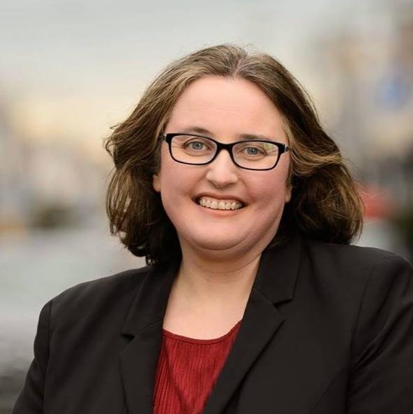 Greens candidate for Malvern, Polly Morgan (Photo via Polly Morgan Facebook)