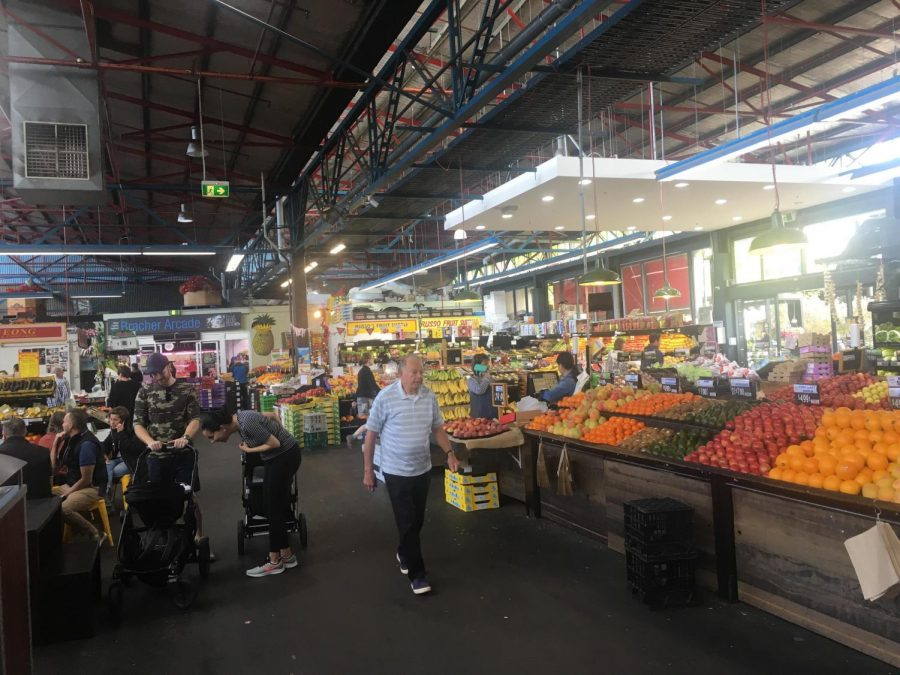 You can't beat Prahran Market