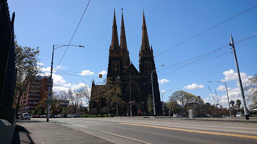 St Patrick's Cathedral, Melbourne. Photo: Steven Zoricic