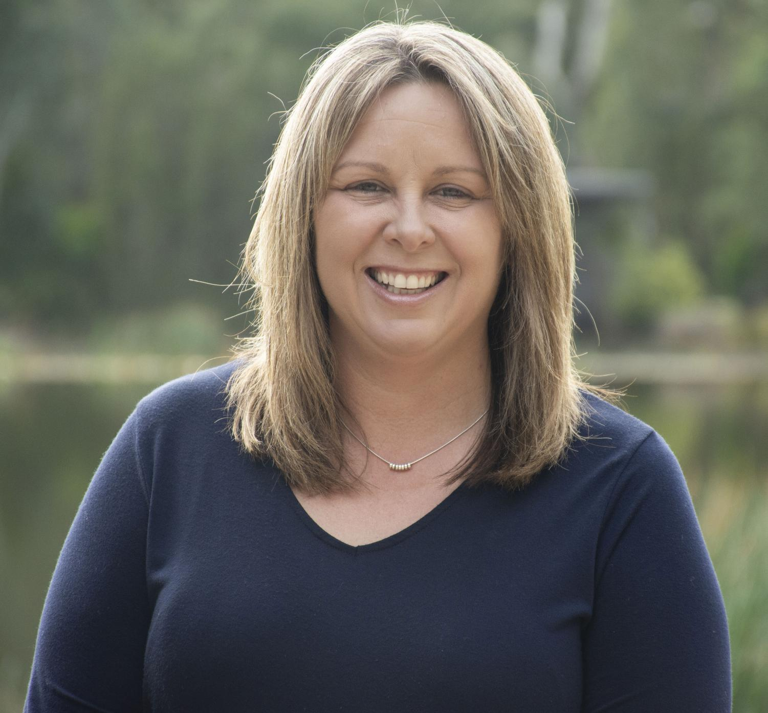 Independent candidate Tracie Lund is standing as a candidate for the Morwell electorate for the second time.