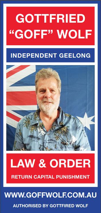 Geelong – Independent: Gottfried Wolf