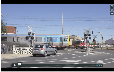 Level crossing removal still divides Carrum