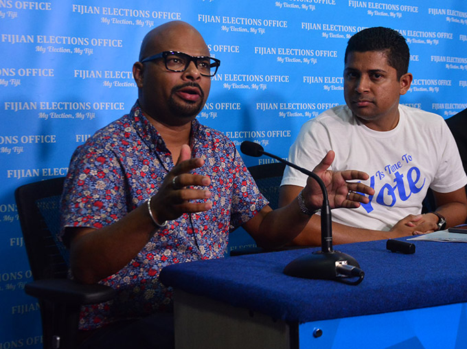 Fiji's poll: fake news and social media trolls