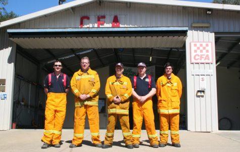 """Volunteer fire crews say """"we're ready"""""""