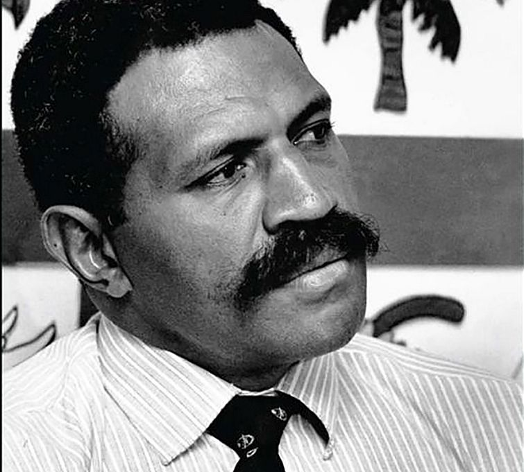 'I was coerced into the 1987 coup,' admits Sitiveni Rabuka