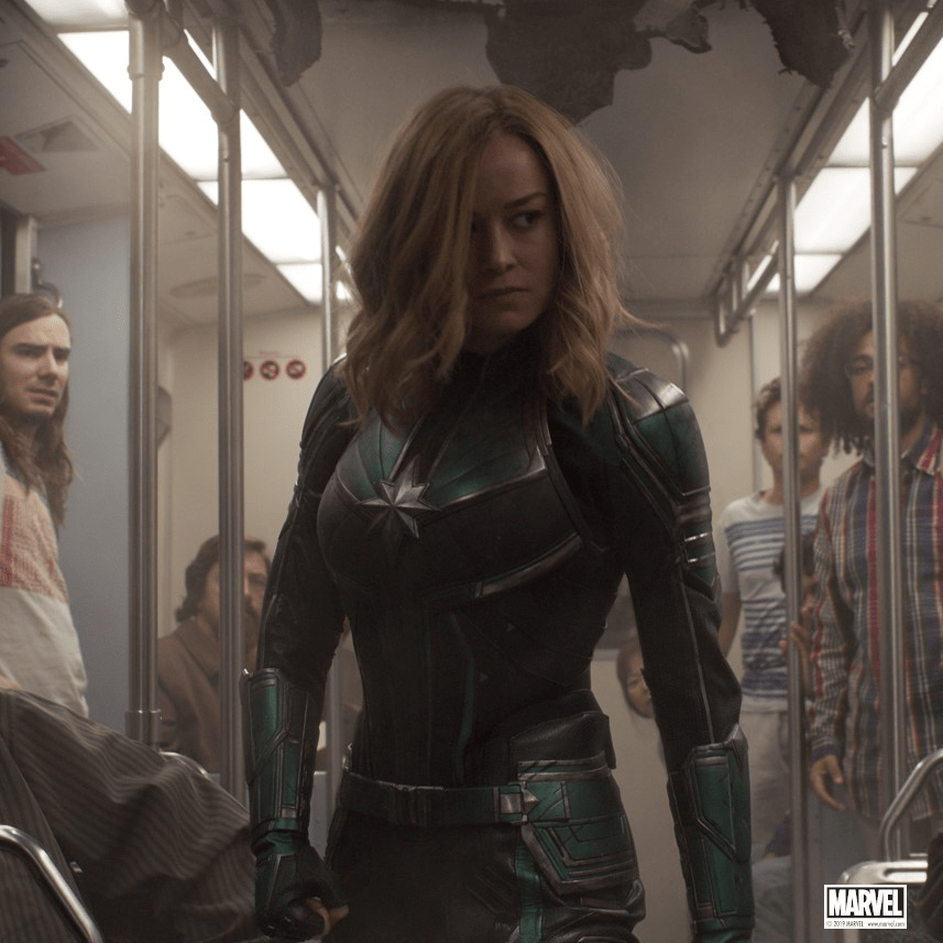 REVIEW: Captain Marvel is exactly what you were expecting.