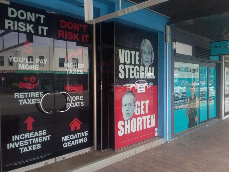 Warringah: tit for tats and micro-campaigns