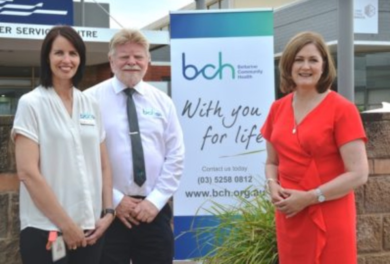 Bipartisan agreement on mental health in Corangamite