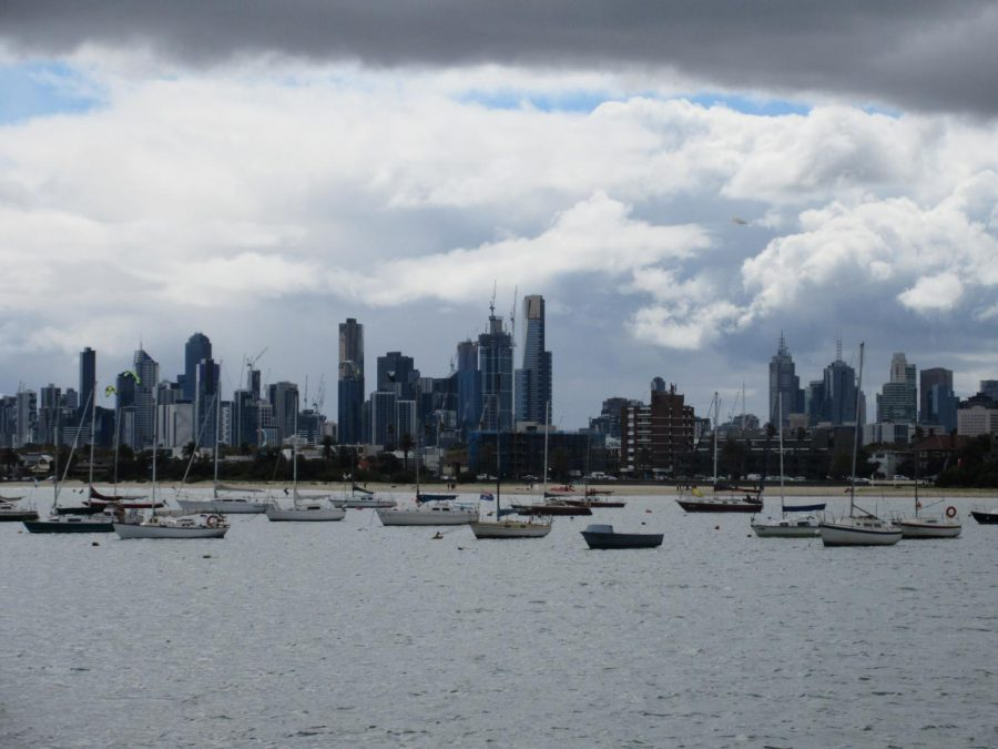 View+from+St+Kilda+Pier+in+the+seat+of+Macnamara.