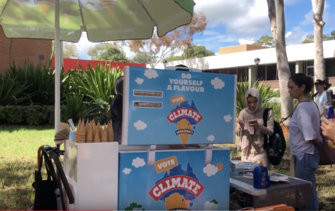 Ben & Jerry's campaign for Youth Vote and Climate Action
