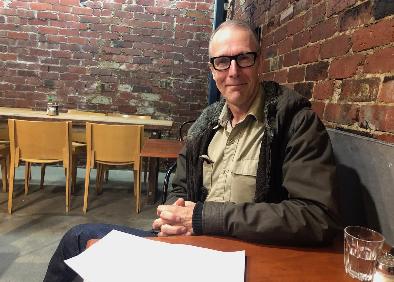 SAP candidate in Macnamara, Steven Armstrong.