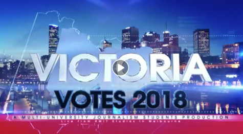 Victoria Votes: Live TV coverage from 6 universities