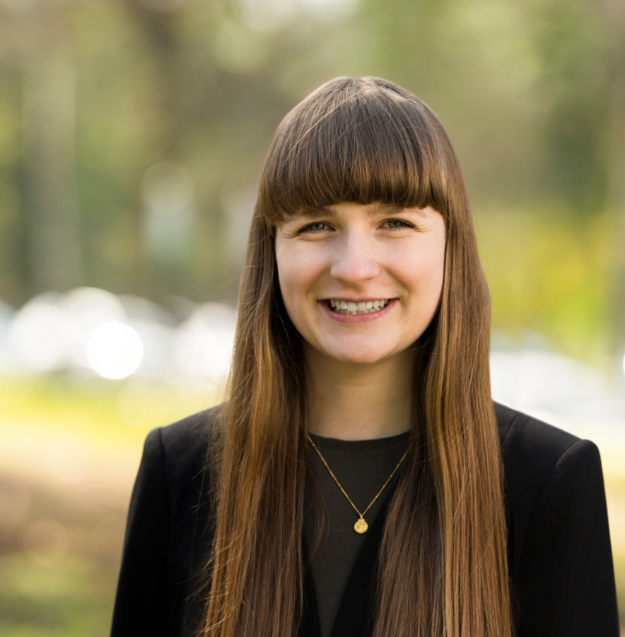Age just a number for Greens candidate Amy Gregorovich