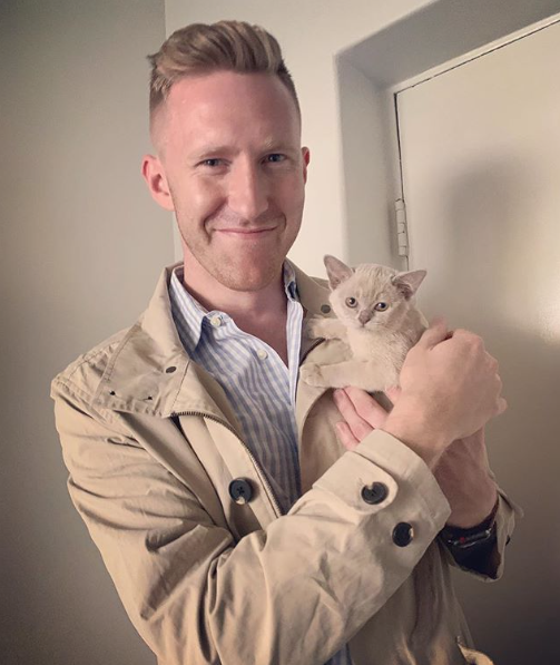 Cute kittens in Higgins: Playing candidates on Instagram