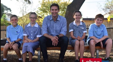 Labor candidate: time for change for young Australians
