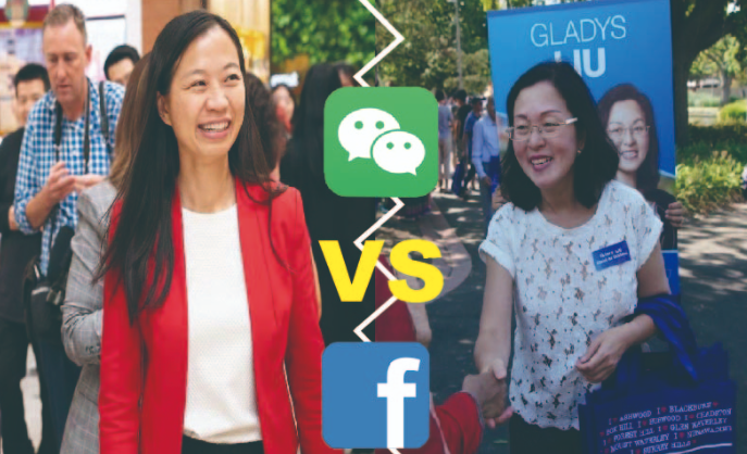 Investigation: Chisholm candidates make the most of Chinese social media platforms