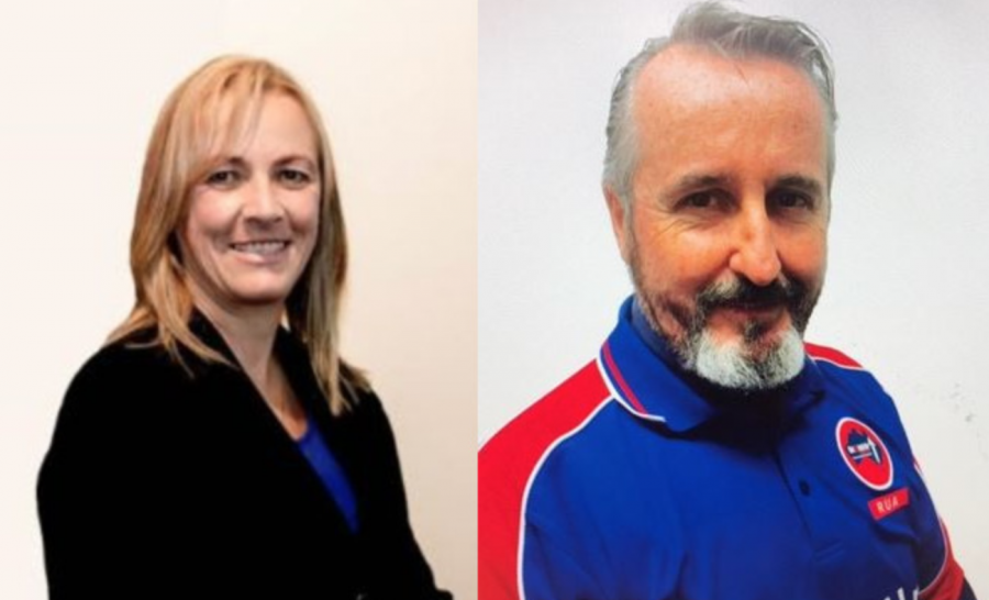 Why husband and wife team are running as candidates for RUAP