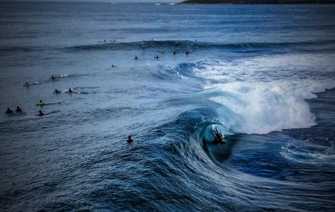 Climate change threatens the surf along Australia's coasts, and surfers are worried